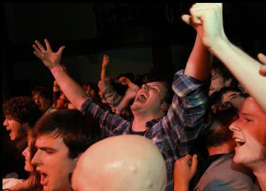 Eric Scharf, Ottawa, music, showbox