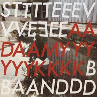 the steve adamyk band, third, ottawa, indie, pop, punk,
