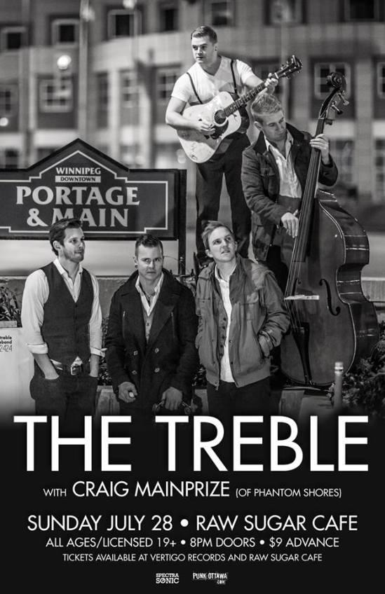 The Treble, Craig Mainprize, Ottawa