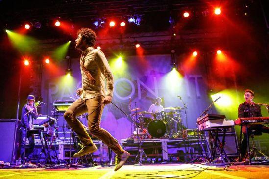 Passion Pit, Ottawa Bluesfest, 2013