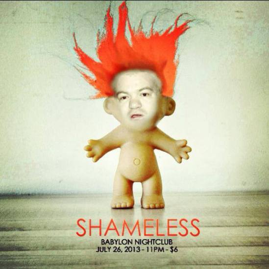 shameless, babylon, ottawa, dj