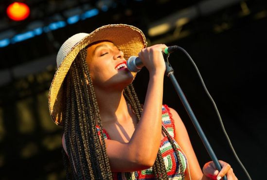 Solange Knowles, Ottawa Bluesfest, 2013