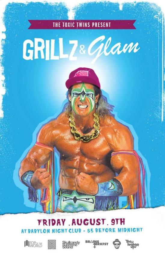 Grillz Glam Ottawa, Babylon Nightclub, DJ, entertainment