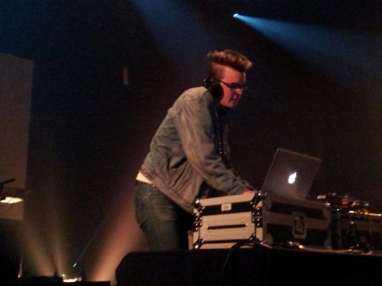 diamond rings, osheaga, afterparty, corona theatre, dj, rich aucoin