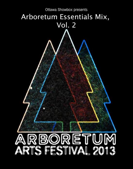 arboretum arts festival, ottawa, indie, music,