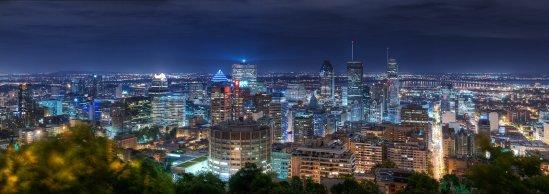 montreal skyline