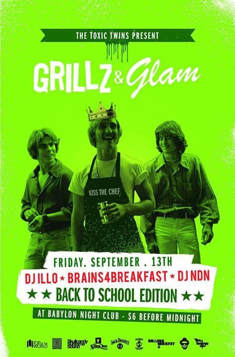 ottawa, indie, grillz & Glam, babylon