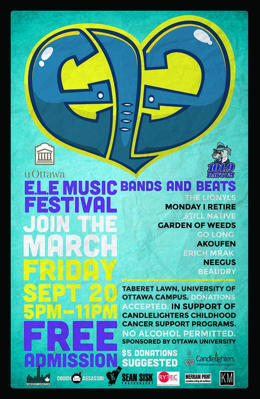 ele festival, ottawa, music