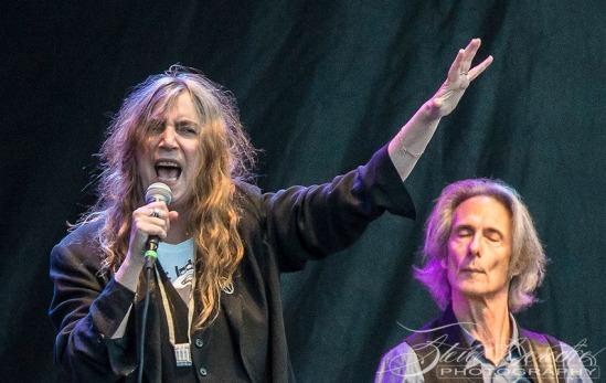Patti Smith at the 2013 Ottawa Folk Festival. Photo by Steve Gerecke https://www.facebook.com/gerecke