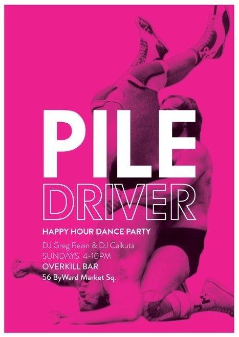 Pile Driver, ottawa, club, overkill, mercury lunge
