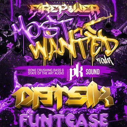 Datsyk, Ottawa, Most Wanted Tour, Funtcase, Ritual