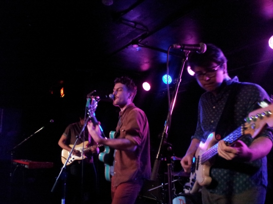 The Elwins, Ottawa, Ritual