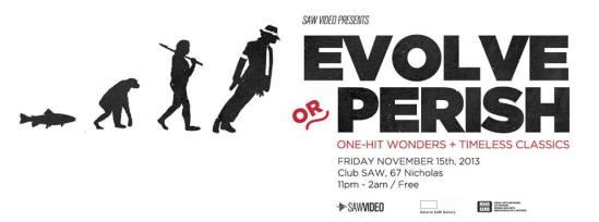 Club SAW, SAW Video, Ottawa