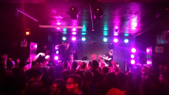 Shad, Ottawa, ritual nightclub