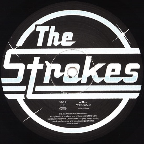 the strokes, is this it, ottawa, the manx, i can't believe it's not