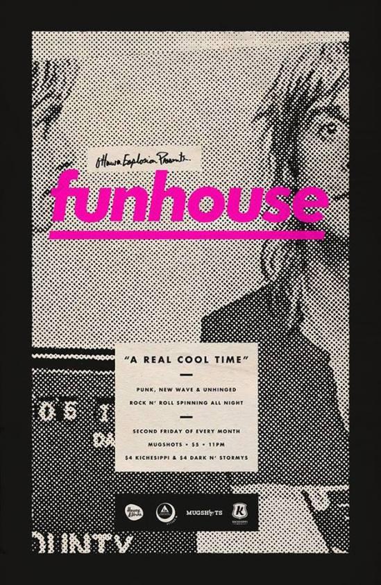 funhouse, ottawa, mugshots