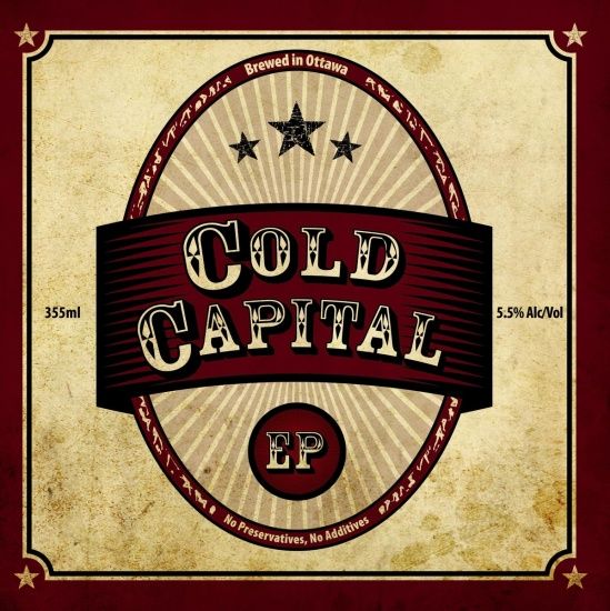 cold capital EP, ottawa bands, indie, Cold capital band