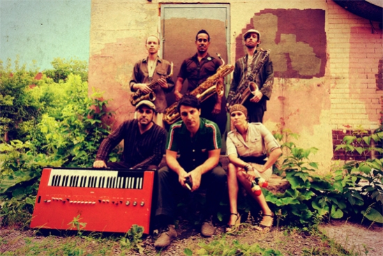 The Souljazz Orchestra set to release new album 'Inner Fire