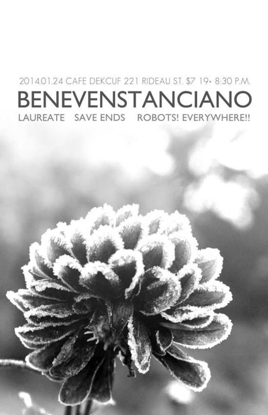 Bevenstaciano, Ottawa, Robots!Everywhere!!,