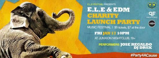 e.l.e. Festival, ottawa, charity
