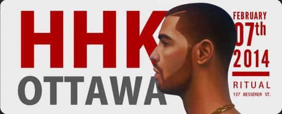 HHK Ottawa, Hip Hop Karaoke