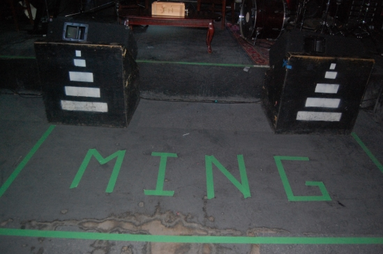 The Ming Zone.