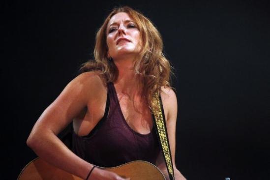 The beautiful and talented Kathleen Edwards. Photo: Carlos Gonzalez, Star Tribune