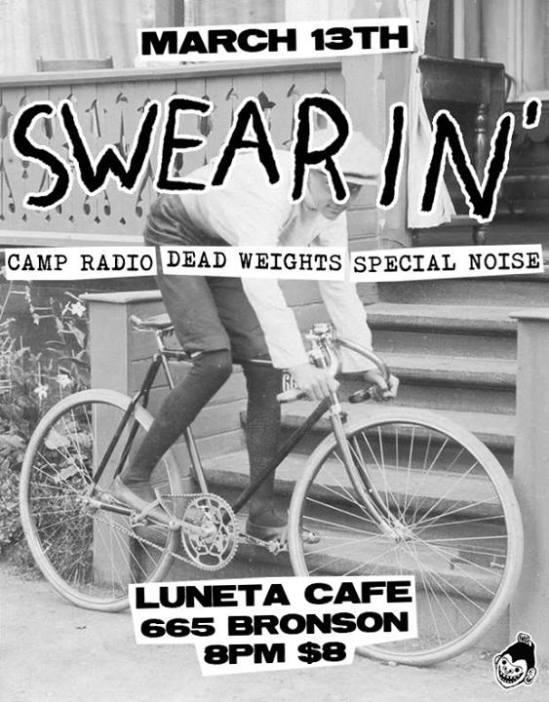 swearin, brooklyn, ottawa, luneta, 2014, punk, ottawa