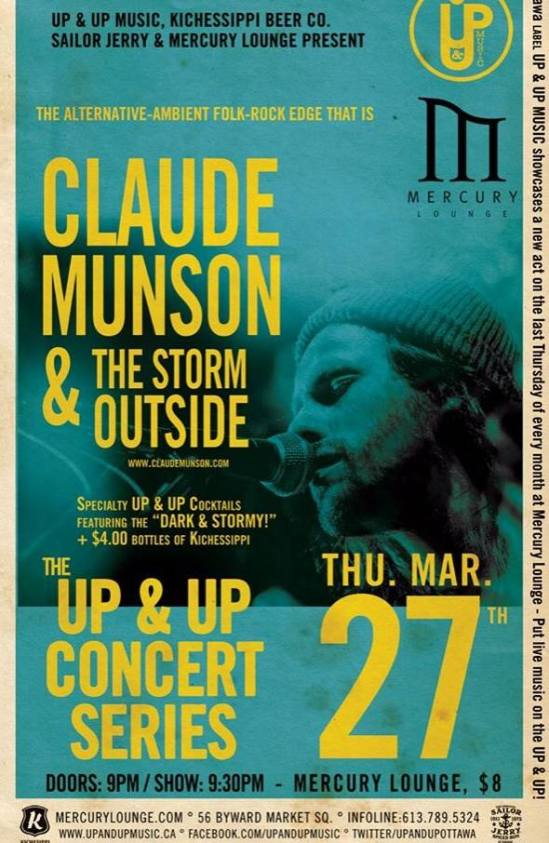 Cafe Alt, Claude Munson, Ottawa