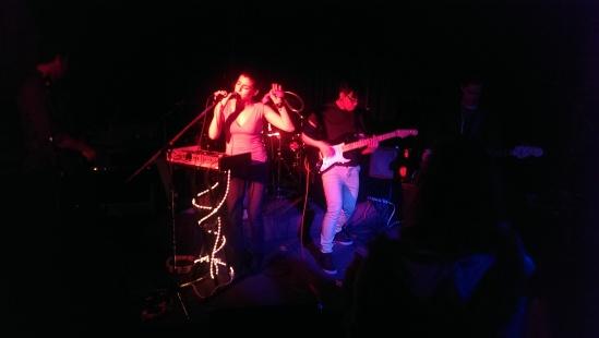 Those Gulls playing Cafe Dekcuf in Ottawa.